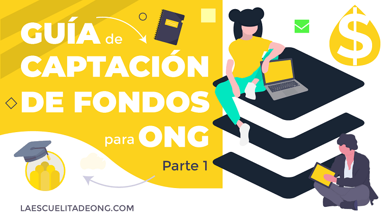 GUÍA CAPTACIÓN DE FONDOS ONG