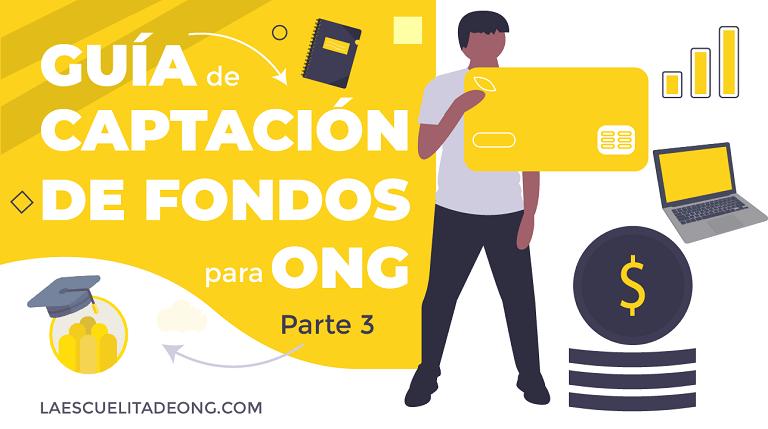 GUÍA CAPTACIÓN DE FONDOS