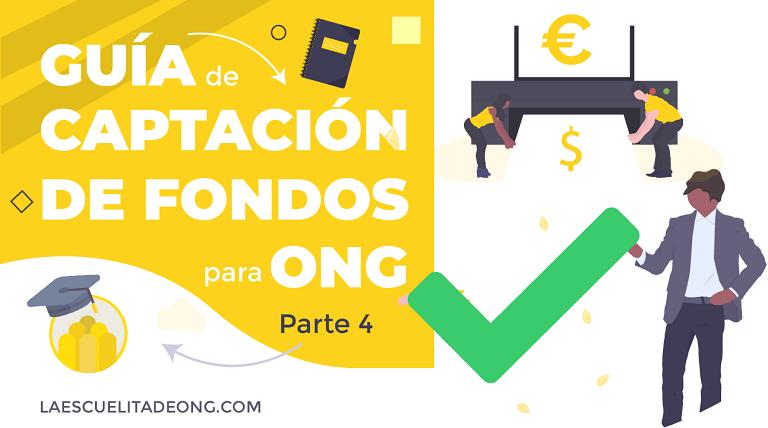 CAPTACIÓN DE FONDOS