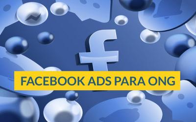 Facebook Ads para ONG