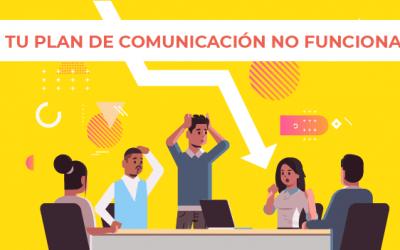ONG: Tu plan de comunicación no funciona