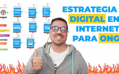 Estrategia de comunicación digital para ONG