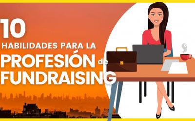 La profesión del fundraising en ONG
